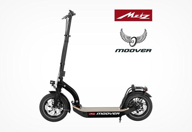 METZ moover E-Scooter: Vor- und Nachteile, Features & FAQ